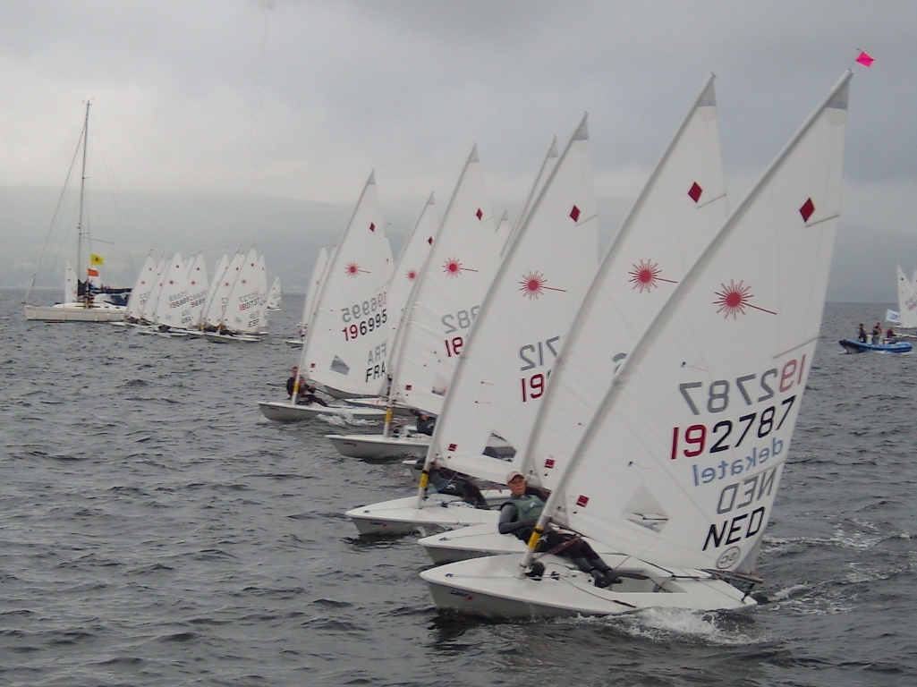 Laser Nationals, Photo by Marc Turner